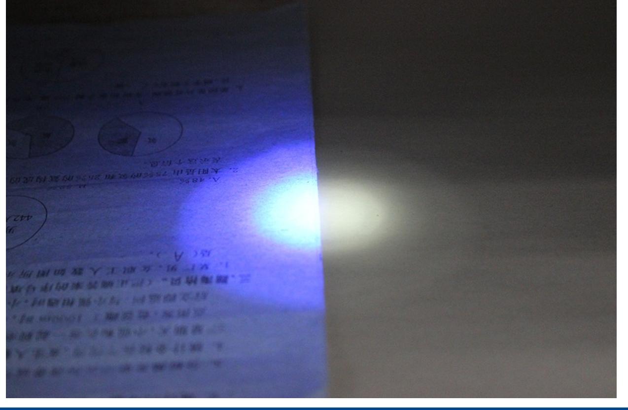 试卷纸不含荧光剂